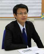 Chaisit Chuenchuwit, Strategic Planning & Investment Department Manager, Seafresh Industry Public Co., Ltd.